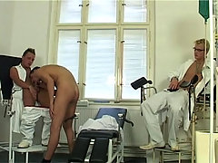 Sexy Men Fucking In The Clinic Hardcore