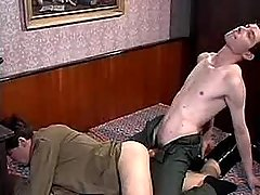 Twinks jizz mightily after anal sex